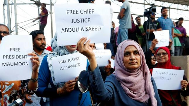 India hopes Maldives will not extend Emergency