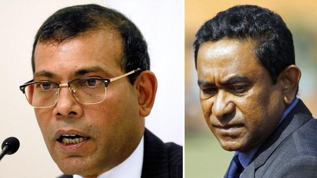 Crisis in Maldives