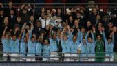 Sergio Aguero, Vincent Kompany fire Manchester City F.C. to League Cup glory