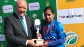 India vs South Africa, 1st T20I: Mithali Raj leads India to 7-wicket win