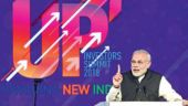 Prime Minister addresses the UP investors summit in Lucknow