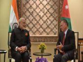 Prime Minister Modi kicks off West Asia outreach tour, meets King Abdullah II in Jordan