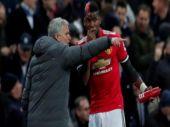 "Jose Mourinho defends ""professional"" Paul Pogba after recent slump"