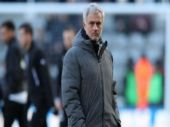 Gods of football were clearly on Newcastle's side: Jose Mourinho after 1-0 loss