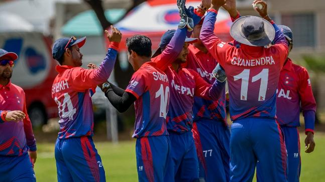 Nepal through to World Cup qualifier, pips Canada in thrilling finish
