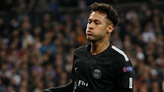 the best attitude 593ea 1256e Champions League: Neymar feels PSG were 'not mature enough ...