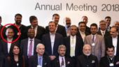 Nirav Modi Narendra Modi World Economic Forum