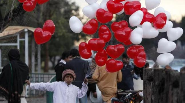 Don't celebrate Valentine's Day: Pakistan gets a reminder