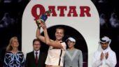 Petra Kvitova back in top 10 after beating Garbine Muguruza in Qatar final