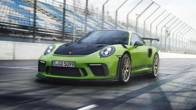 Porsche reveals latest 911 GT3 RS