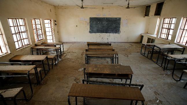 110 schoolgirls missing after Boko Haram attack