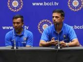 ICC U-19 World Cup experience will hold Indian boys in good stead: Rahul Dravid