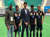 Rajyavardhan Singh Rathore gives thumbs up to Khelo India School Games