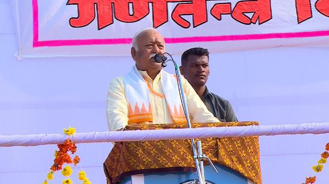 Every Hindu our brother, says Mohan Bhagwat
