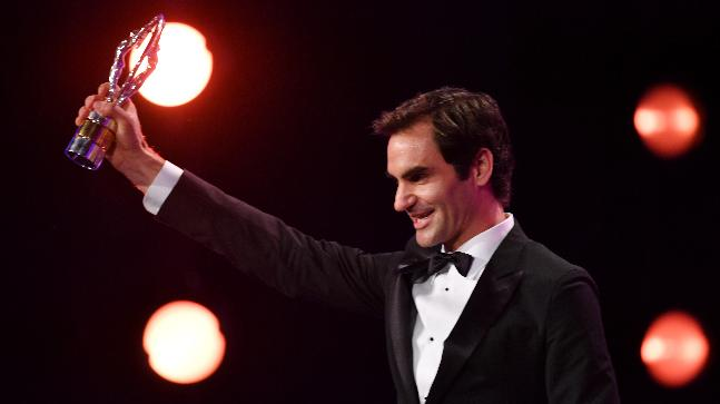 Laureus Awards: How rival Rafael Nadal made Roger Federer 'a better player'
