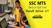 SSC MTS Descriptive exam results out at ssc.nic.in: Know how to apply for document verification