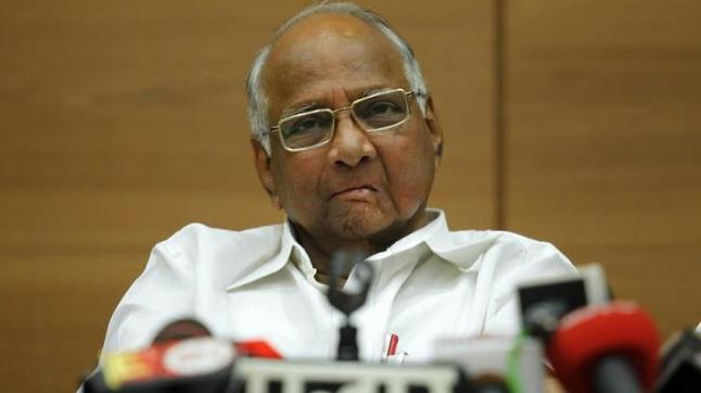 Sharad Pawar' sensational comments: Sonia wanted to become PM in 1999 itself