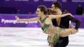 Wardrobe malfunction continues to haunt figure skaters at 2018 Winter Olympics