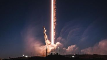 Elon Musk's SpaceX launches Falcon 9 rocket with first 2 Starlink broadband internet satellites