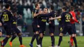 Champions League: Tottenham come from behind to draw vs Juventus, City thrash Basel