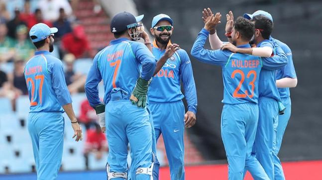 3f9bb222004 Virat Kohli and Team India recently won the six-match ODI series against  South Africa 5-1. (Photo  BCCI)