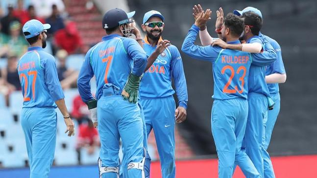 India are one win away from clinching their first ever ODI series victory in South Africa (BCCI Photo)