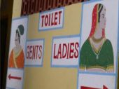 Woman in Bihar builds toilet near house by begging