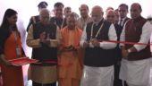 PM Modi inaugurates UP Investors Summit in Lucknow, announces construction of industrial corridor