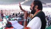 Congress flags off Praja Chaitanya Bus Yatra in Telangana