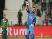 Virat Kohli slams 33rd ODI hundred, 1st in South Africa