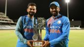India's dream run in bilateral T20I series since 2016: Stats and numbers
