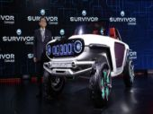 The e-Survivor made its debut at the 2017 Tokyo Motor Show where it garnered a lot of positive feedback.