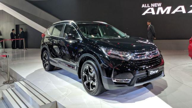 Honda finally brought the CR-V here with the diesel engine. All the previous generations of the CR-V had petrol engines.
