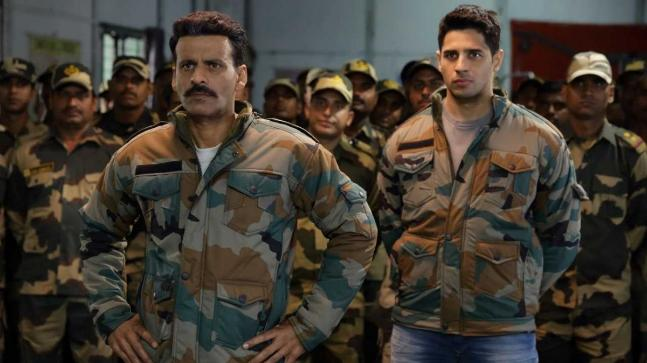 A still from Aiyaary