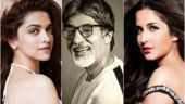 Katrina and Deepika too tall for Aamir and Shahid? Amitabh Bachchan has the best solution!