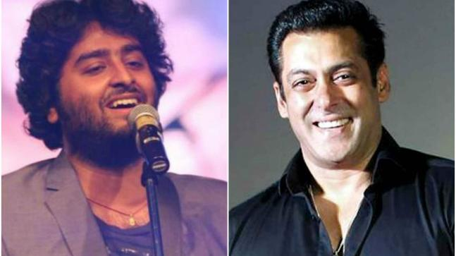 Salman Khan Removed Arijit Singh's song from Welcome to NY