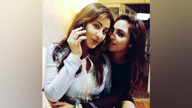 Shilpa Shinde and Arshi Khan
