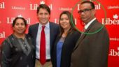 Undated picture of Canadian Prime Minister Justin Trudeau with Jaspal Atwal. (India Today could not verify where and when this photo was taken)