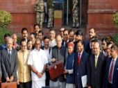 SEE PICS: Union Budget 2018 briefcase is here