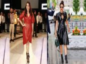 Sonakshi Sinha or Priyanka Chopra, who wore a leather dress better?