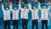 US Olympic gold medal-winning team's request for upgrade turned down by airline