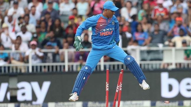MS Dhoni Adds New Feather to Cap, Picks Most Catches in T20s