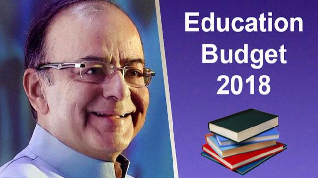 Education Budget 2018