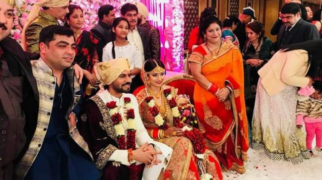 Television Actor and Ex-Bigg Boss Contestant Gaurav Chopra Ties the Knot