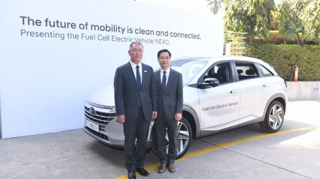 The Fuel Cell Electric Vehicle - Hyundai Nexo SUV is all set to spearhead Hyundai Motor's plans to accelerate development of low emission vehicles globally.