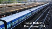 Indian Railways is hiring class 10 students: Apply now at rcf.indianrailways.gov.in