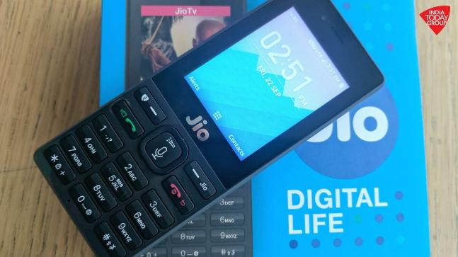 JioPhone now available for purchase on Amazon; better late than never