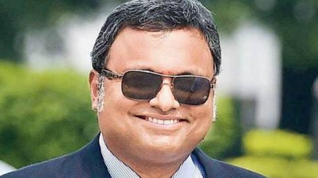 Karti Chidambaram arrested