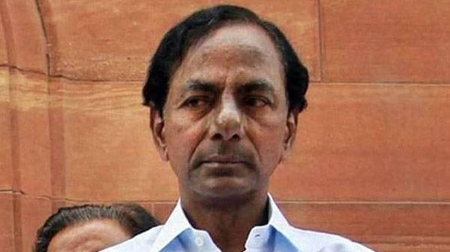 K Chandrasekhar Rao, aadhaar card, farmers