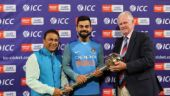 Virat Kohli savours 'special feeling' after recieving ICC Test Championship Mace